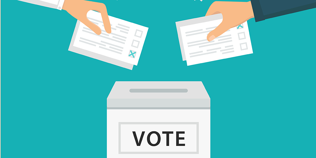 Employment News- Michigan Ballot 2018 - Michigan Human Resources Blog - Sage Solutions Group - Voting_Pic