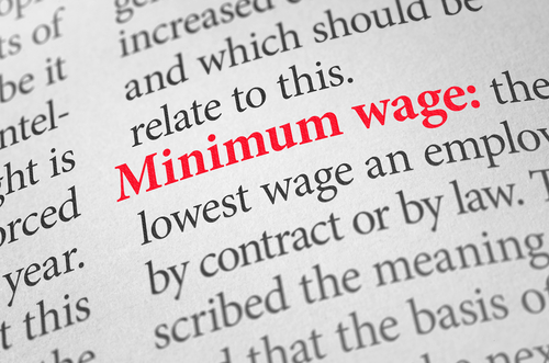 The 3 Things You Should Know About Michigan's Minimum Wage for 2019 - Michigan Human Resources Blog - Sage Solutions Group - shutterstock_291401894